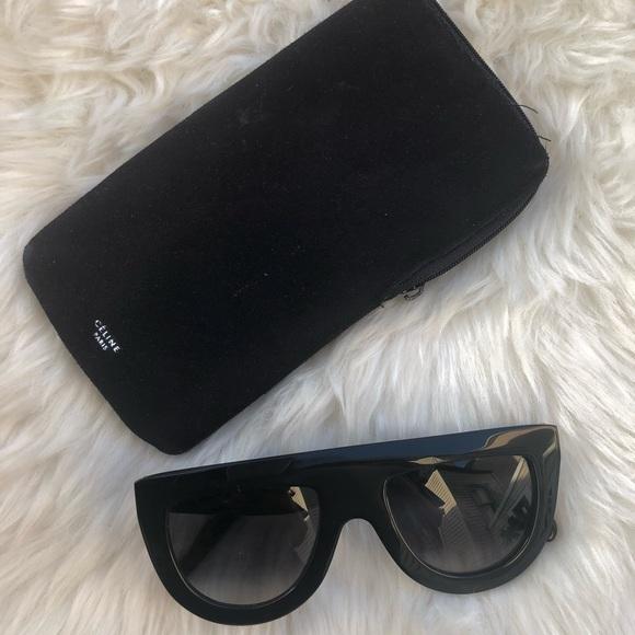 fb2333244851 Celine Accessories - Celine Black Andrea Sunglasses
